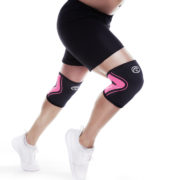 105233_Rehband_Rx line Knee Support 3mm_Pink line
