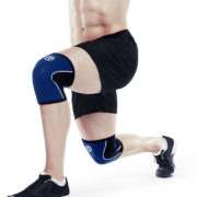 105308_Rehband_Rx line_Knee Support 5mm_Navy