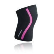 105434_Rehband_Rx line Knee Support 7mm_BlackPink_High res_side (1)
