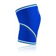 7051_Rehband_Blue line_Knee support 7mm_side