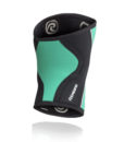 105307-01 RX Knee Sleeve Green Back