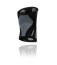 105336- 01 RX Knee Sleeve 5mm Steel Grey Back HR