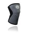 105336- 01 RX Knee Sleeve 5mm Steel Grey Front HR